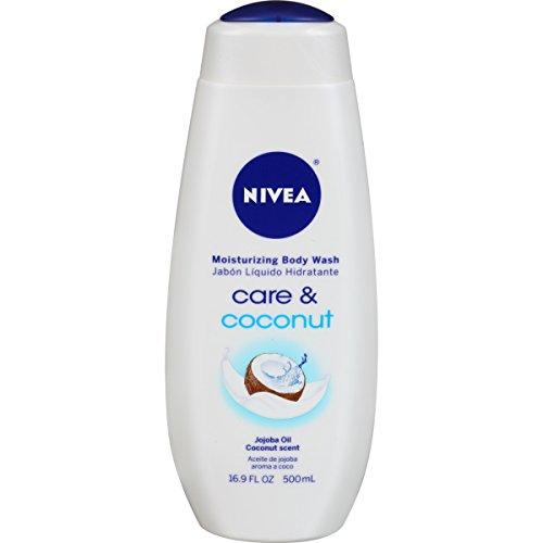 Nivea Care and Coconut Moisturizing Body Wash