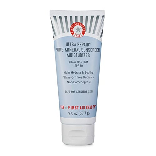 First Aid Beauty - Ultra Repair Pure Mineral Sunscreen Moisturizer SPF 40