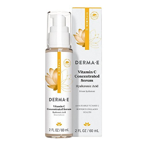 Derma-E - Vitamin C Concentrated Serum with Hyaluronic Acid
