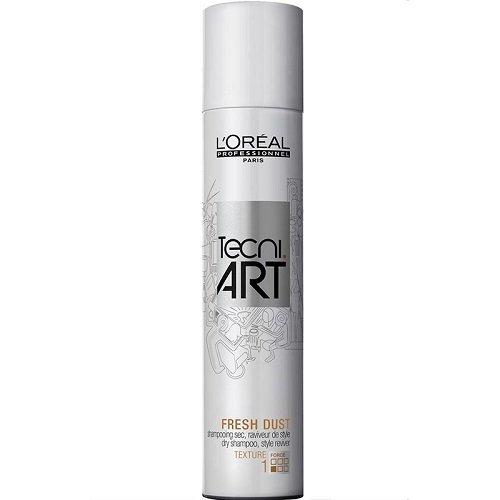 L'Oreal Paris L'oreal Tecni Art Fresh Dust Dry Shampoo