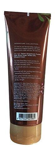 Bath & Body Works - Gingerbread Latte Holiday Traditions Body Cream