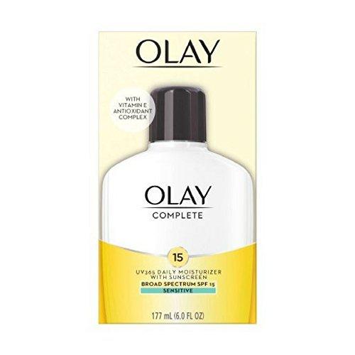 Olay - Complete UV Daily Moisturizer SPF 15, Sensitive Skin