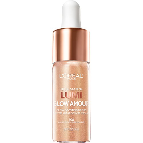 L'Oreal Paris True Match Lumi Glow Amour Glow Boosting Drops, Golden Hour