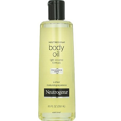 Neutrogena - Neutrogena Body Oil Light Sesame Formula