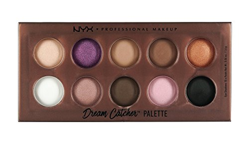 NYX - Dream Catcher Palette, Golden Horizons