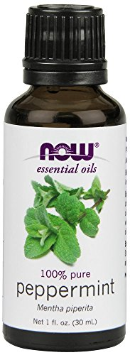 NOW Foods - NOW Solutions Peppermint Essential Oil, 1-Ounce