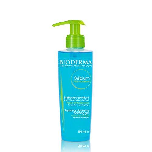 Bioderma Bioderma Sébium Foaming Gel Facial Cleanser for Combination to Oily Skin - 6.67 fl. oz.