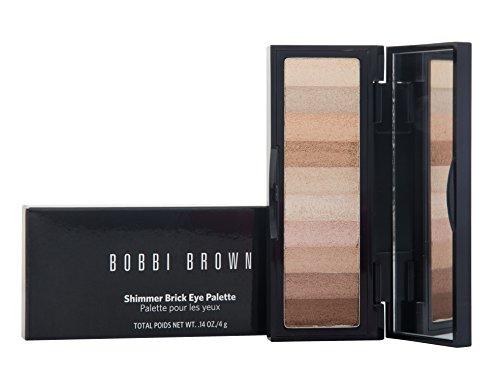 Bobbi Brown - Bobbi Brown Shimmer Brick Eye Palette - Raw Sugar - (0.14 oz)