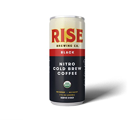 RISE - RISE Nitro Cold Brew Coffee, 7 fl oz