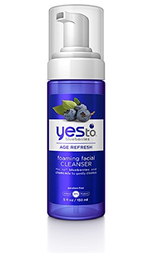 Yes To - Blueberries Foaming Facial Cleanser
