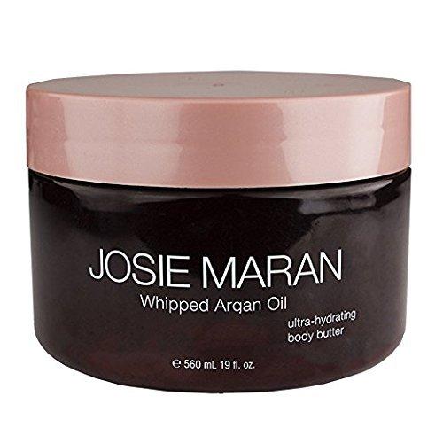 Josie Maran - Josie Maran Whipped Argan Oil Ultra-Hydrating Body Butter (19 fl oz./560 ml, Unscented)