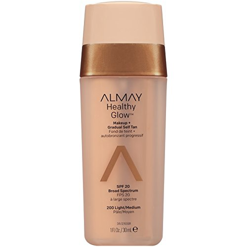 Almay - Healthy Glow Makeup & Gradual Self Tan