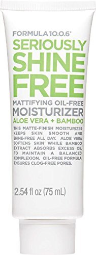 Formula Ten-O-Six - Seriously Shine-Free Moisturizer