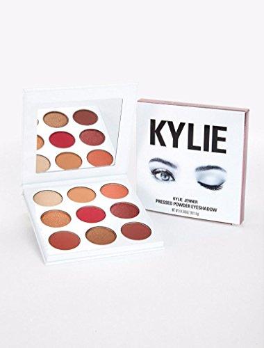 Kylie Cosmetics - The Burgundy Palette, Kyshadow