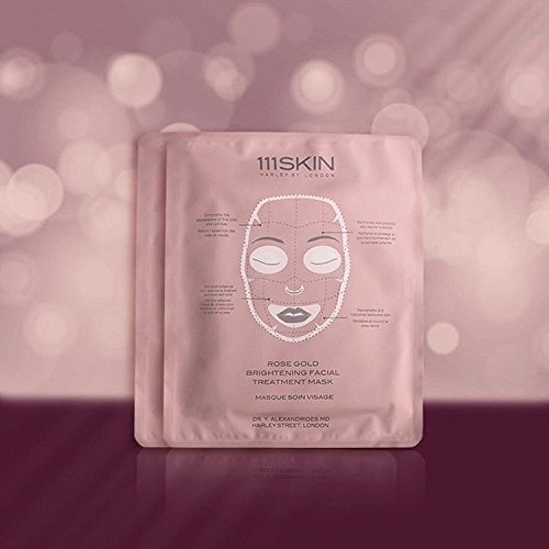 111SKIN - 24K Rose Gold Facial Treatment Mask