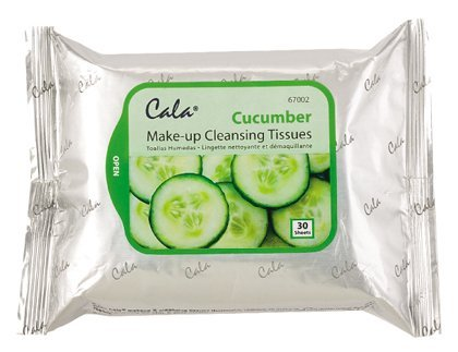 Jubujub - Cala Make-Up Cleansing Tissues Cucumber