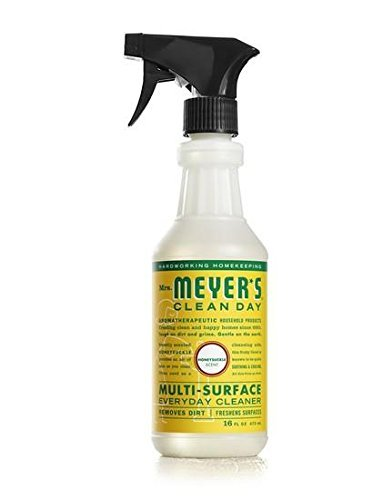Mrs. Meyer's Clean Day - Mrs. Meyers Clean Day, Honeysuckle, 16 fl oz