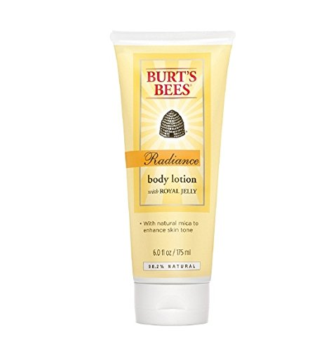 Burt's Bees - Burt's Bees Radiance with Royal Jelly Body Lotion, 6-Ounce Bottles (Pack of 2)