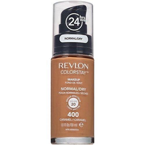 Revlon - Revlon ColorStay Liquid Foundation For Normal/dry Skin,Caramel, 1 Fl Oz