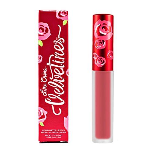 Lime Crime - Velvetines Liquid Matte Lipstick, Cherub