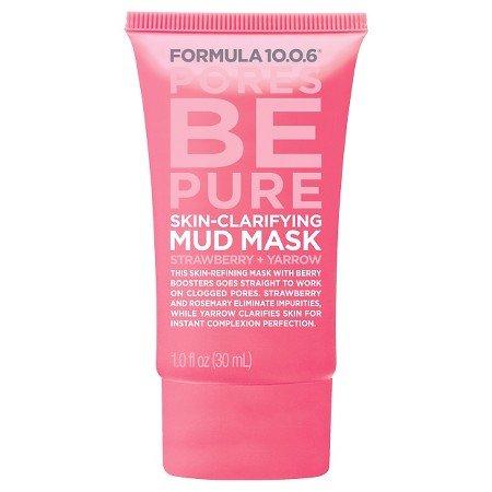 Formula Ten-O-Six - Clarifying Mud Mask Strawberry Yarrow