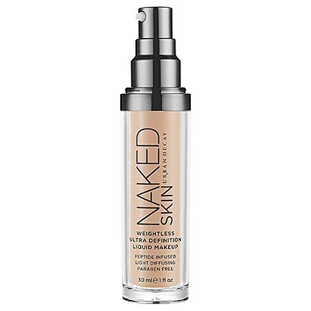 URBAN DECAY - Urban Decay Naked Skin Weightless Ultra Definition Liquid Makeup, No.0.5, 1 Ounce