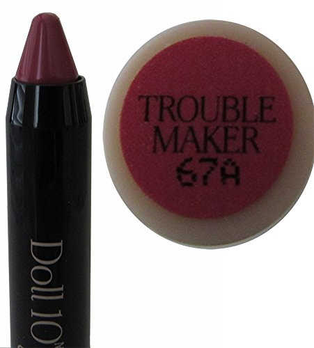 Doll 10 - Doll 10 Nude Lip Crayon (Trouble Maker 67A)