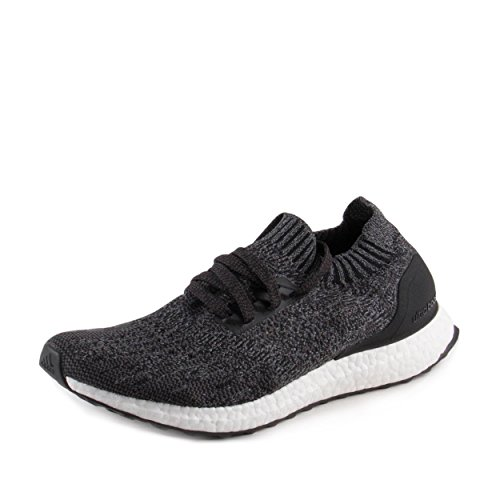 adidas - adidas Ultraboost Uncaged Shoe Men's Running 9 Core Black-Dark Grey