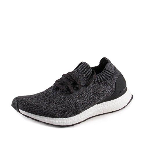 adidas - adidas Ultraboost Uncaged Shoe Men's Running 9 Core Black-Dark Grey