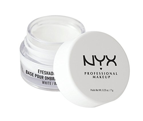 NYX - Eyeshadow Base, White