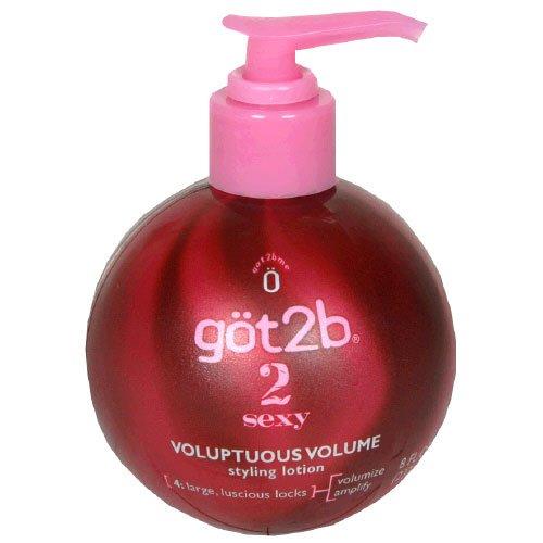 Got2B - GOT2B 2 Sexy Voluptuous Volume Styling Lotion 8 FL OZ