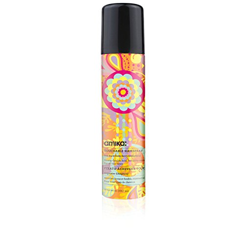 amika Amika Touchable Hair Spray, 10 Oz