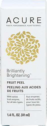 Acure - Brilliantly Brightening Fruit Peel