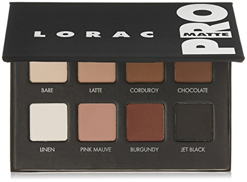 Lorac - Pro Matte Eye Shadow Palette