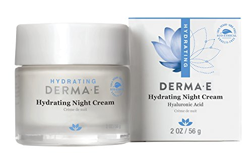 Derma-E - Hydrating Night Cream with Hyaluronic Acid