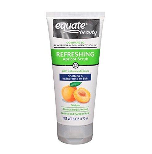 Equate - Equate Refreshing Apricot Scrub 6oz, Compare to St Ives Fresh Skin Apricot Scrub
