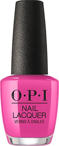 OPI - OPI Nail Lacquer, No Turning Back from Pink Street, 0.5 fl. oz.