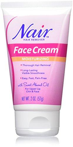 Nair - Nair Hair Remover Moisturizing Face Cream