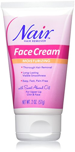 Nair - Nair Hair Remover Moisturizing Face Cream