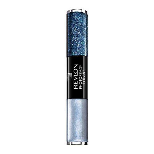 Revlon - PhotoReady Eye Art Lid+Line+Lash, Cobalt Crystal