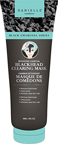 Danielle - Detoxifying Blackhead Clearing Charcoal Mask