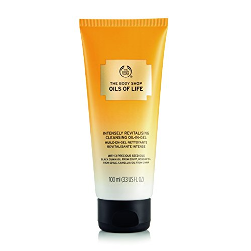 The Body Shop - Oils of Life Intensely Revitalizing Cleansing Oil-In Gel