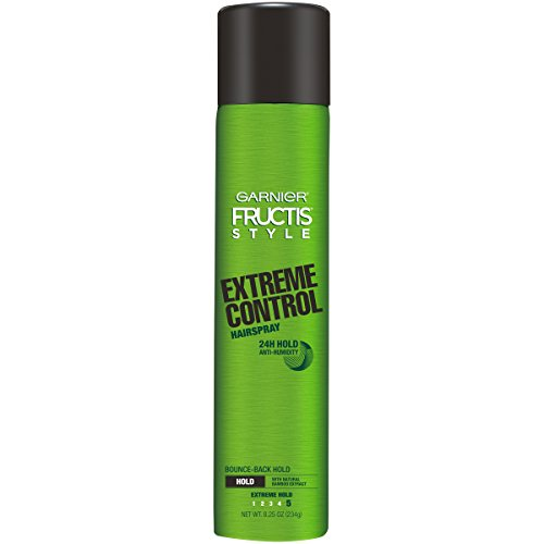 Garnier - Garnier Fructis Style Extreme Control Anti-Humidity Hairspray, Extreme Hold, 8.25 oz.