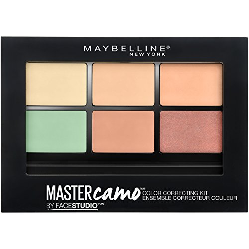 Maybelline New York - Facestudio Master Camo Color Correcting Kit, Light