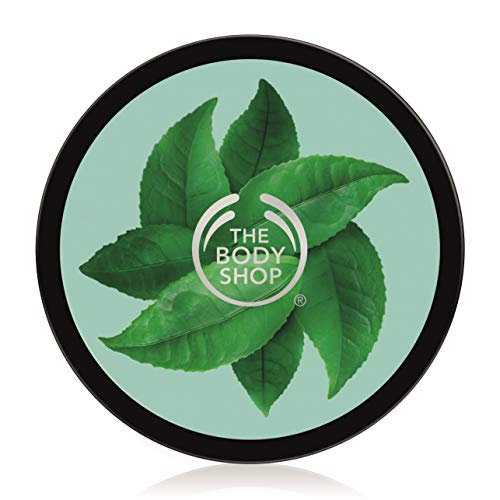 The Body Shop - The Body Shop Fuji Green Tea Body Butter, Replenishing Body Moisturizer, 6.9 Oz.