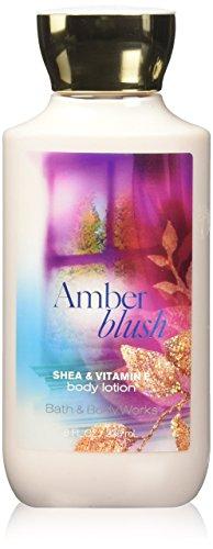 Bath & Body Works - Bath Body Works Amber Blush 8.0 oz Body Lotion