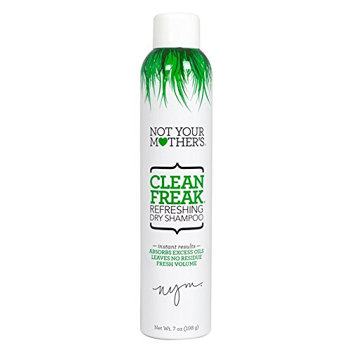 Not Your Mother's Not Your Mothers Dry Shampoo Clean Freak 7 Ounce (Unscented) (207ml)
