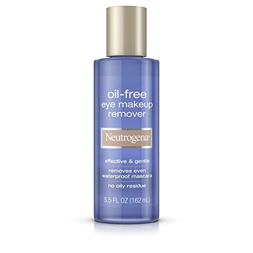 Neutrogena - Neutrogena Oil-Free Gentle Eye Makeup Remover, 5.5 Fl. Oz.