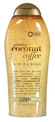 OGX - Body Scrub Coconut Coffee
