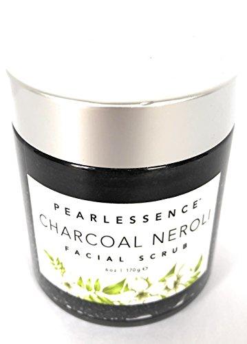 Pearlessence - Charcoal Neroli Facial Scrub